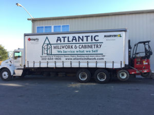 Atlantic Millwork and Cabinetry partners with Architects