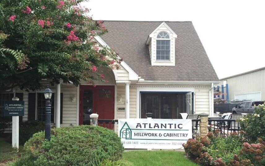 Front of Atlantic Millwork and Cabinetry