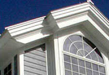 Crown Moulding in Fenwick Island, Delaware