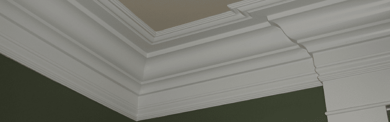 Crown Moulding in Fenwick Island, DE