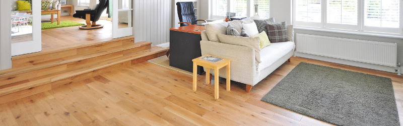 New Hardwood Floors in Fenwick Island, DE