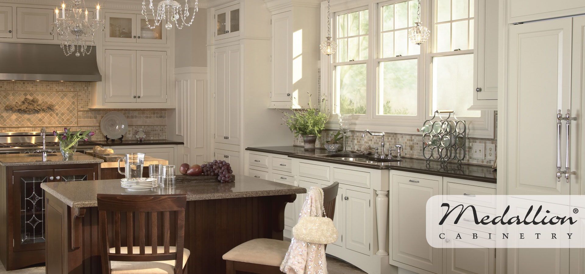 Banner Medallion Cabinetry
